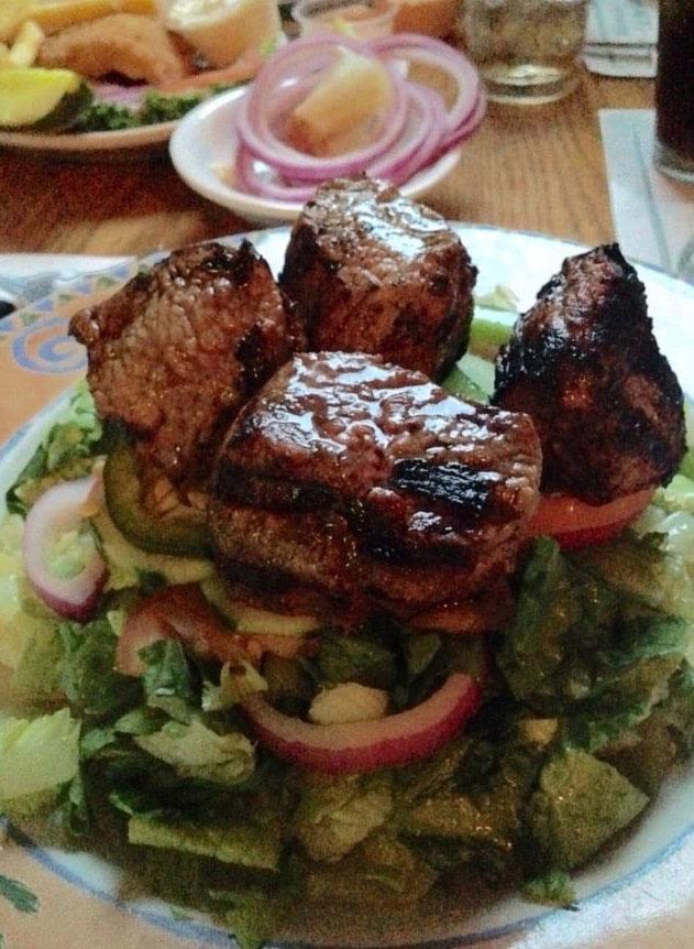 Kettle Ho Steak Tips
